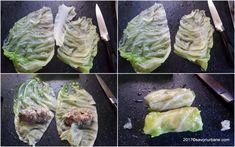 Sarmale cu varza dulce, proaspata si rosii - de vara   Savori Urbane Cabbage, Vegetables, Food, Canning, Chef Recipes, Cooking, Essen, Cabbages, Vegetable Recipes