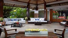 Villa Ambra Bali | 5-Bedroom | The Luxury Signature #Villa #Bali #indonesia #villabali #luxuryhome #luxuryvilla #beachfront #holiday #theluxurysignature