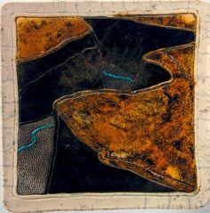 Plate.  Wayne Higby by American Museum of Ceramic Art, via Flickr