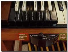 What EVERY TRUE Hammond Organ Player Should KNOW...