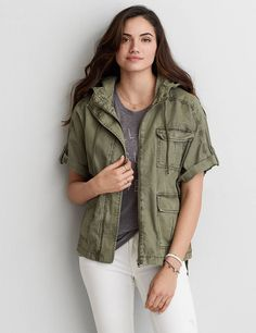 Women's Clearance - Outerwear | American Eagle Outfitters