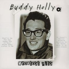 Buddy Holly - Greatest Hits on Import LP