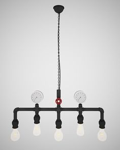 Pendant Light L By Rigel Pendant Light L Industrial Style Model Created In Ds Max