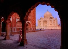 One of the finest Master Pieces of World Heritage Sites, considered to be the Jewel of Muslim Architecture in India, Taj Mahal was Built by Shah Jahan in Indian Architecture, Hindu Temple, Agra, Incredible India, Amazing, Natural Wonders, Asia Travel, World Heritage Sites, Taj Mahal