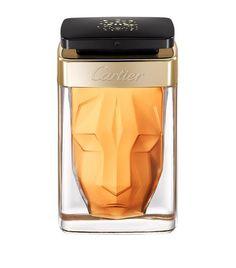 La Panthere Noir Absolu Cartier perfume - a new fragrance for women 2016 Cartier Perfume, Hermes Perfume, Cartier Gold, Harrods, Travel Size Perfume, Cartier Panthere, Best Perfume, New Fragrances, Smell Good
