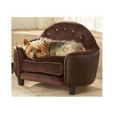 Ultra Plush Headboard Bed Cool Dog Beds, Dog Houses, Pet Stuff, Couch