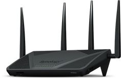 Synology RT2600ac │ AC2600 high-speed Wi-Fi router │ Parental controls & security │   Synology Inc.