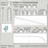 Sean Bolton releases Hexter v1.0.1 a free synthesizer for Linux DSSI
