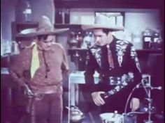 In This Timeless TV Western The Cisco Kid Duncan Renaldo And His Pal Pancho Leo Carrillo Travel Old West Fighting Injustice Righting Wrongs