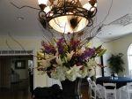Wedding Flowers By On- Purple-1  Purple Centerpiece