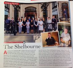 #theshelbourne #tvshow #dublin #5star
