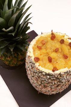 Christophe Michalak : Ananas givré des îles