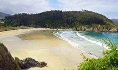 Galicia coast holiday guide: the best beaches, bars, restaurants and hotels - Prices Hall Europe Holidays, Spain Holidays, Italy Holidays, Hotel Valencia, Hong Kong Beaches, Spain Road Trip, Northern Italy, Beach Hotels, Sandy Beaches
