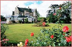 Morangie House Hotel, Tain, Scotland