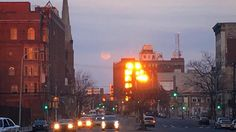 The Warped One (@thewarpedone) • Instagram photos and videos - http://ehood.us/4ld     Sun and moon, Spring Garden. A moment like that I wish I had a telephoto with me. #eraserhood #springgarden #philly #philadelphia #sunset #moonrise #cityhenge A post shared by The Warped One (@thewarpedone) on Apr 11, 2017 at 4:20am PDT    Source: The Warped One (@thewarpedone) • Instagram photos and videos