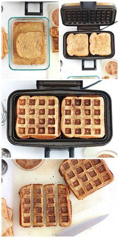 French Toast Waffle Sticks by thebakermama: Great for leftover bread. No forks n… French Toast Waffle Sticks by thebakermama: Great for leftover bread. No forks needed. French Toast Waffles, French Toast Sticks, French Toast Bake, Pancakes And Waffles, Savory Waffles, Breakfast Dishes, Breakfast Recipes, Mexican Breakfast, Breakfast Sandwiches