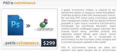 osCommerce Website Development Company