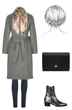 #791 by lauramunoz123 on Polyvore featuring polyvore fashion style Totême Topshop Mulberry Valentino Modern Vice modern clothing ModernViceContest