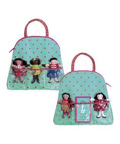 Culture Club Tote & Doll Set ~ $17.99 Reg. $50.00 ~ 3 day SALE All About Fun Must-Have Toys up to 65% off