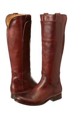 Classic riding boots by Frye.