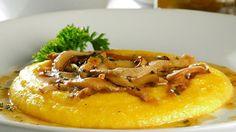 A combinação com o molho de cogumelo italiano fresco é divina! Difícil vai ser negar o repeteco