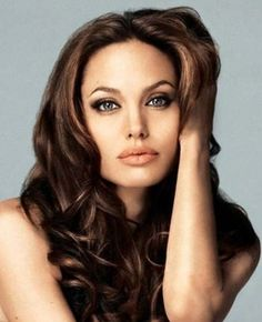 angelina jolie by patrick demarchelier in GLAMOUR RUSSIA, january 2011