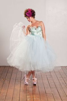 https://www.cityblis.com/6074/item/1775 | Chteau de Versailles - Ballerina Skirt - $668 by Begitta | Dazzle all eyes on you, as if a vision from a dream. Dance through the grand ball with your Prince Charming in this absolutely divine ballerina skirt. This majestic floaty tulle will take your breath away. Just don t leave your sparkling Manolo behind! Worn with Reign on My Parade Top.  | #Skirts