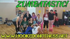 Feeling no less than FABULOUS! #Zumba as only #HookedOnFitness can do it! Don't forget for the entire month of October all classes at the #HookedOnFitness Studio are half price! That's right only $5 for any class! For more information and the full class schedule please visit http://ift.tt/1Ld5awW or http://ift.tt/28KFpO8 Another shot from #HookedOnFitness