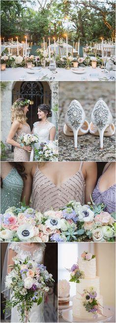 Featured Photographer: Vitalic Photo; gorgeous wedding details