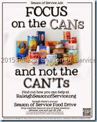 37 Catchy Canned Food Drive Slogans | Food drive, Canned foods and ...