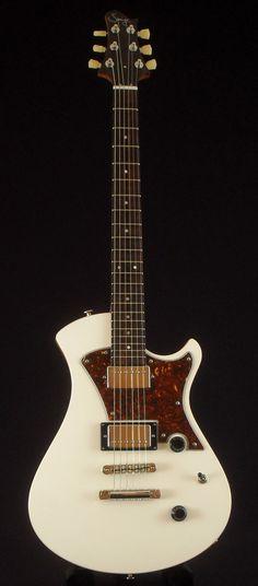 Springer Halfbreed guitar