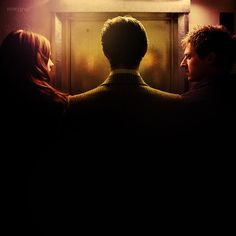 Doctor Who - Amy Pond - Rory Williams. These 3 = special