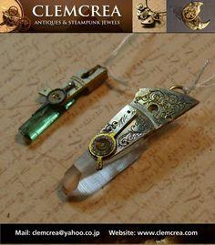 crsytal pendant II by clemcrea.deviantart.com on @deviantART