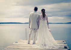 Beach wedding Studio Lighting, Wedding Story, Wedding Photos, In This Moment, Portrait, Wedding Dresses, Beach, Image, Style