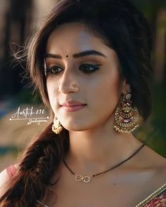 Beautiful Girl In India, Beautiful Blonde Girl, Beautiful Girl Photo, Most Beautiful Indian Actress, Beautiful Actresses, Cute Beauty, Beauty Full Girl, Beauty Women, Dehati Girl Photo