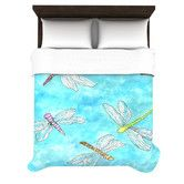 Found it at AllModern - Dragonfly Duvet Cover Collection