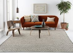 Rugs like this one are a great way to compliment a contemporary look. Show select rugs on sale now up to 60% off.   #woolrug #handwoven #indianrug #traditionalmotifs #arearug #neutraldecor #livingroomrug #livingroominspo #contemporarystyle #contemporaryinterior #neutralrug #naturalinterior #fourthofjulysale Teal Area Rug, Beige Area Rugs, Contemporary Rugs, Contemporary Interior, Living Room Decor Inspiration, Indian Rugs, Minimal Decor, Ivoire, Room Rugs