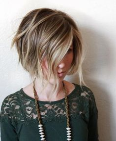 Latest short hairstyles for 2016 - 2017 girls & womens