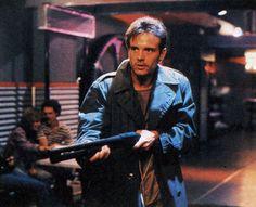 Michael Biehn as Kyle Reese in #Terminator (1984)