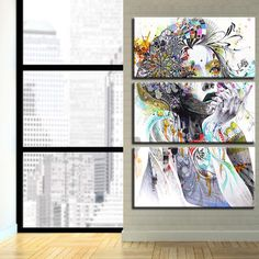 Click the BUY IT NOW Button! Fast and Secure Free Worldwide Shipping! Exceptionally designed with love and care! Our premium quality framed canvases Wall Decor, Wall Art, Psychedelic Art, Canvas Frame, Canvas Art Prints, Art Girl, Creative Art, 3 Piece, Artwork