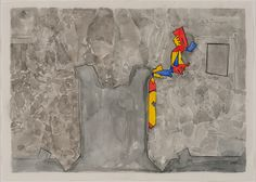 First Look: New Work By Jasper Johns