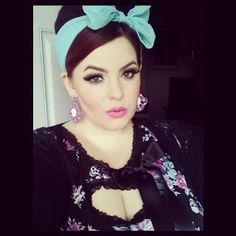 tess munster - official style icon
