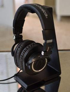 BLACK headphone stand - Google Search