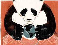 For Harvard Business Review Magazine, an article about World Wildlife Fund