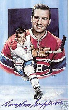 Hockey Teams, Hockey Players, Ice Hockey, Montreal Canadiens, Hockey Hall Of Fame, Hockey Training, Hockey Cards, National Hockey League, Kids Sports