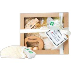 Boxed Spa Set  #promotionalproducts #ascentives