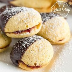 Baby Food Recipes, Cookie Recipes, Diet Recipes, Dessert Recipes, Healthy Cake, Healthy Desserts, Healthy Recipes, Hungarian Recipes, Sweet Desserts