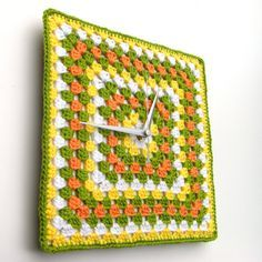 HOW TO CROCHET A SQUARE Granny Squares …….one of crochet's most loved and much worked on motif. There are zillions of patterns out there. The happy part about a GSq ( granny squar…