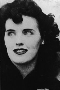 Elizabeth Short  . . . she could have been somebody