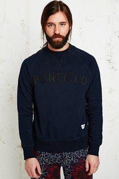 4abb4c49010 Penfield Grad Applique Sweatshirt in Navy. Urban Outfitters SweatshirtApplique